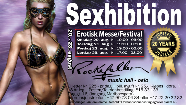 Sexhibition 2014